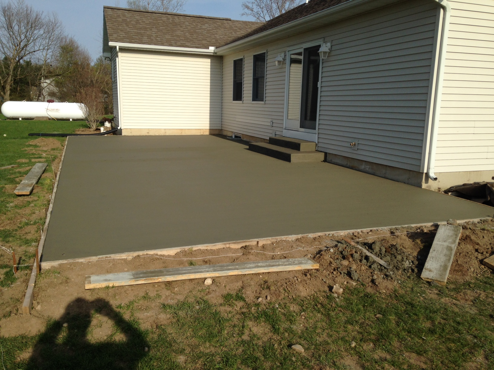 Fort Wayne Concrete Driveways, Patios, Stamped & Stained Concrete ...